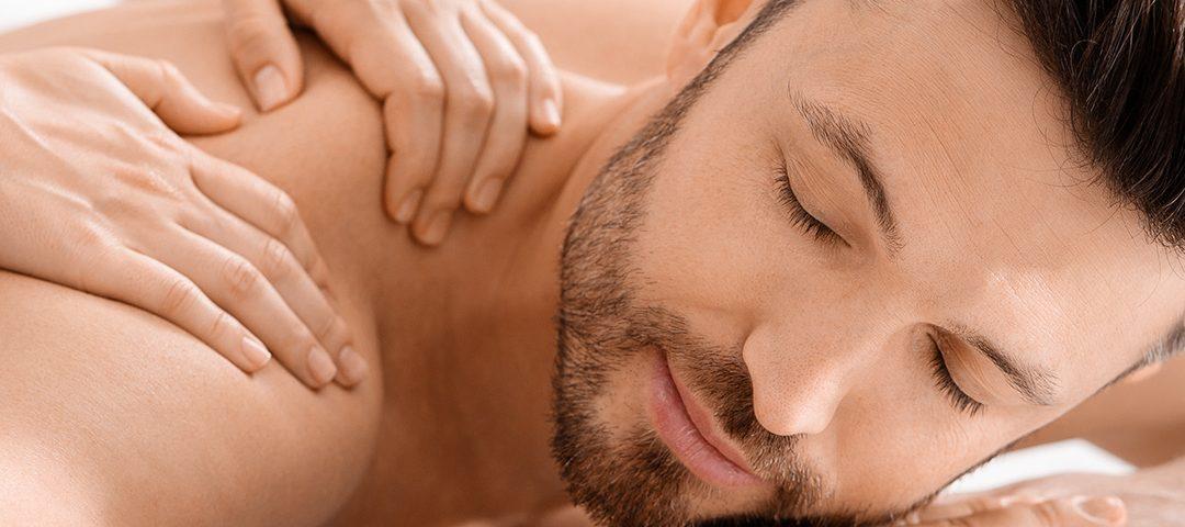 Massage für Männer – gönnen Sie sich eine Auszeit vom Alltag