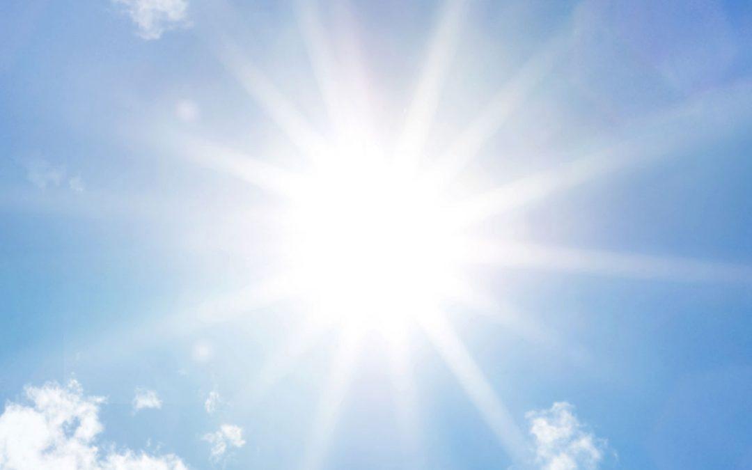 Die Sonne scheint auch hinter den Wolken – Gott sei Dank