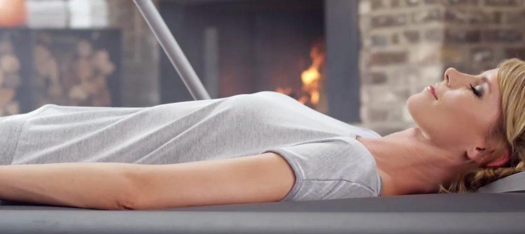 Überwasser-Massage – Entspannung ohne aus und ankleiden