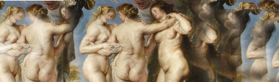 Die 3 Grazien von Rubens hatten wohl kein Problem mit Cellulite